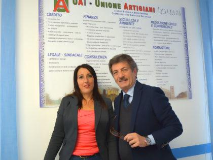 L'Unione Artigiani Italiani di Frosinone apre una sede a Sora. Un punto di riferimento per le imprese del comprensorio
