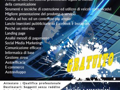 """Esperto in """"Social Media Marketing"""", il corso gratuito dell'Unione Artigiani Italiani di Frosinone"""