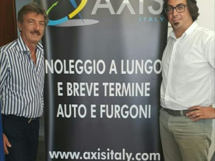 Sottoscritto l'accordo tra l'Unione Artigiani Italiani e l'Axis Italy per il noleggio di auto e veicoli commerciali